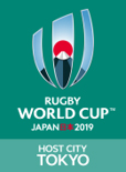 Image of the Rugby World Cup 2019(TM) Japan logo