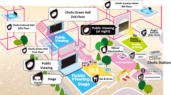 Image of the venue map 1