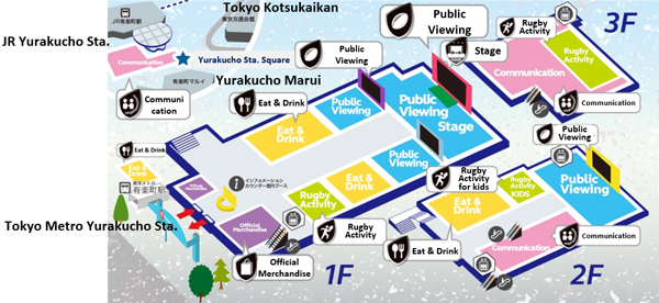 Image of the venue map 2