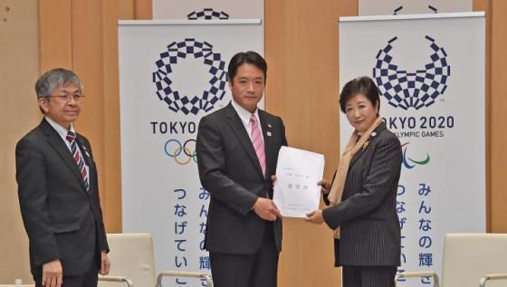 高知県知事、高知市長らと面会|東京都